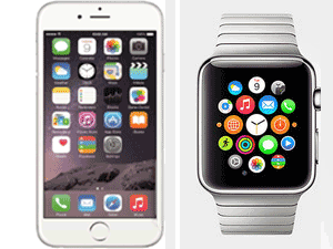 iPhone And Apple Watch Go Hand In Hand